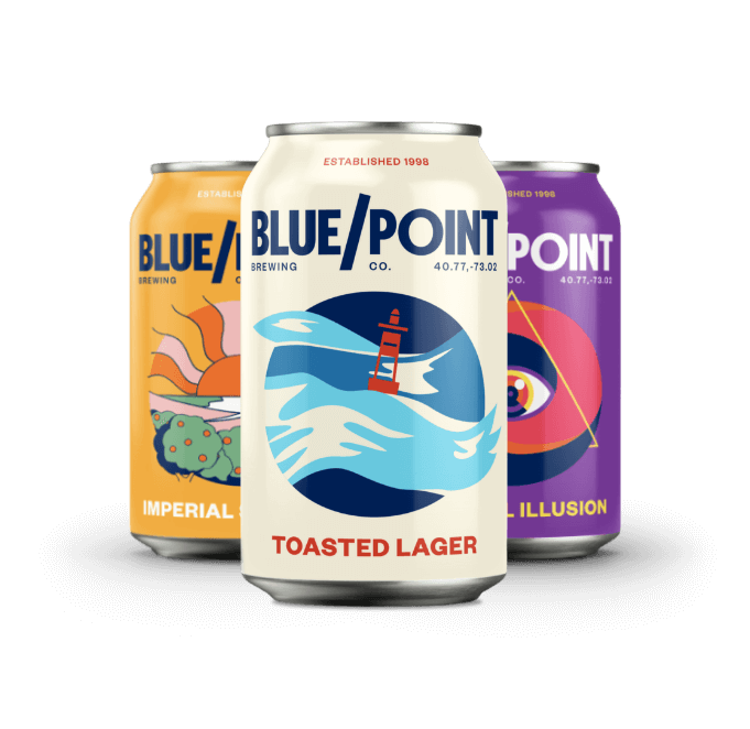 Blue Point Lineup